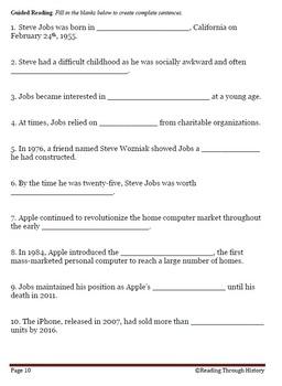 Sam Walton, Bill Gates, Steve Jobs, and the Internet