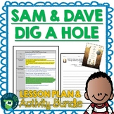Sam and Dave Dig a Hole by Mac Barnett Lesson Plan and Activities