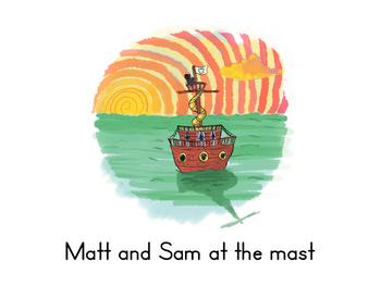 Sam at the Mast