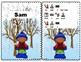 Sam in the Winter: A Rebus Read that poses questions to th