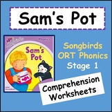 Sam's Pot (Oxford Reading Tree Songbirds Phonics Stage 1)