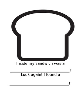 Sam's Sandwich Rhyming Page