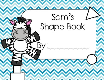 Sam's Shape Book