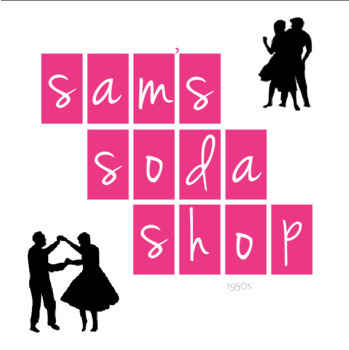 Sam's Soda Shop (1950s) Murder Mystery Scenario Game