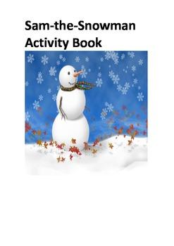 Sam-the-Snowman Story Activity