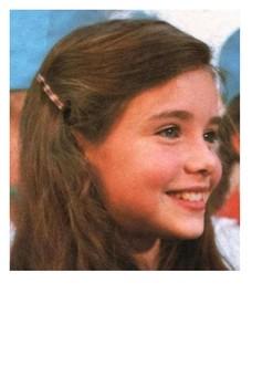 Samantha Reed Smith  - Cold War (June 29, 1972 – August 25, 1985) Handout