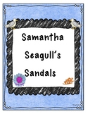 Samantha Seagull's Sandals