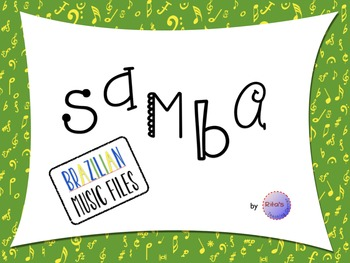 Samba - Brazilian Music Files