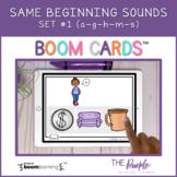 Same Beginning Sounds Set #1