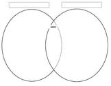 Same & Different Diagram