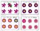 Same & Different Task Cards {Spring Flowers}