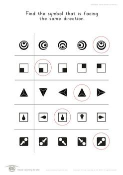 Same Direction Symbols