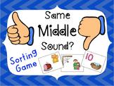 Same Middle Sound