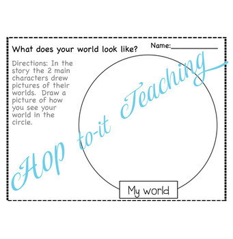 Same, Same But Different (Culture and read aloud activities)