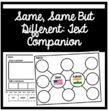 Same Same But Different: Text Companion