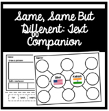 Same Same But Different: Text Companion