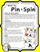 Same and Different - A Pin & Spin Activity