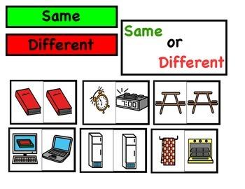 Same or Different File Folder