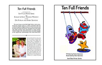 SamiTales Primer Reader Series (6 full-color story books)