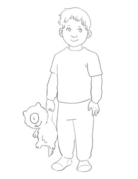 Sammy Coloring Page