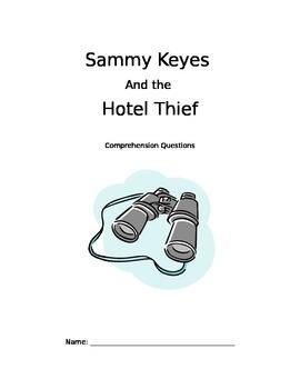 Sammy Keyes and the Hotel Thief by Wendelin Van Draanen