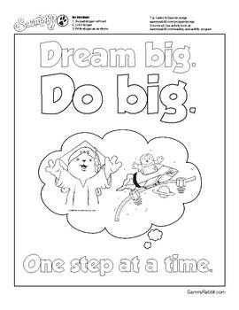 Sammy Rabbit's Favorite Slogans On Money