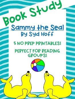 Sammy the Seal By Syd Hoff Book Study
