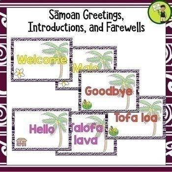 Sāmoa Literacy Bundle - Reading, Writing, Thinking and Classroom Display