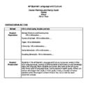Sample AP Spanish Language Syllabus