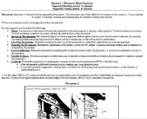 Sample APUSH DBQ Questions and DBQ Database