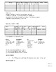 Sample Activity Sheet in Physics: Work and Power