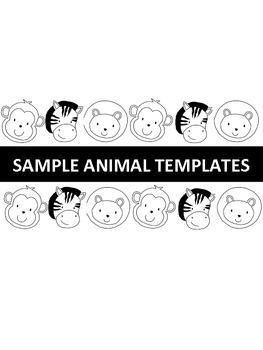 Sample Animal Templates