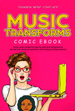 Sample - Comic Book: Music Transforms