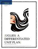 Sample Differentiated Instruction Unit Plans for Uglies