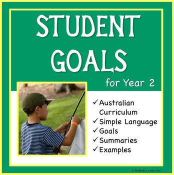 Sample Education Goals for the Australian Curriculum - Year 2