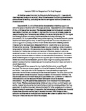 Sample Essay Response to 2004 AP World History DBQ Spread of Buddhism in China