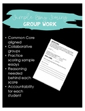 Sample Essay Scoring Collaborative Groups