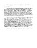 Sample Expository STAAR/EOC Essay- Importance of Legacies