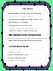 Grammar Practice (Sample)