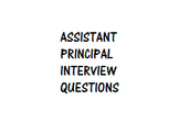 Sample Interview Questions for Assistant Principal Level in NSW