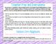 Sample Math Pattern Task Cards CCSS 4.OA.C.5