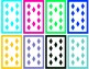 Sample Multiplication Cards
