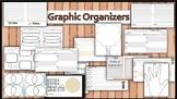 Mini-pack: GraphicOrganizers Reading AND WRITING