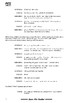 Drama play script, sample pages: Love Me Tender (Romeo & Juliet, Shakespeare)