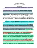Sample Poetry Analysis Paper: The Road Not Taken