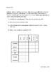 Sample Puzzle from Logic Grids for Kids:  Level 1