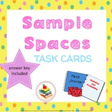 Sample Space Math Task Cards Review