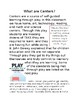 Sample Welcome Packet about Play in centers