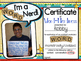 Sample Word Nerd Certificates