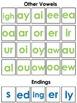 Sample Word Work Folder Kit